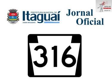Jornal Oficial 316
