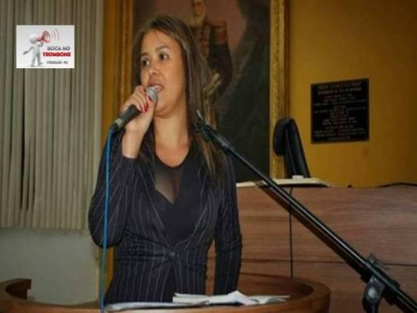 Mirian Pacheco é a presidente da Comissão da Saúde na cidade