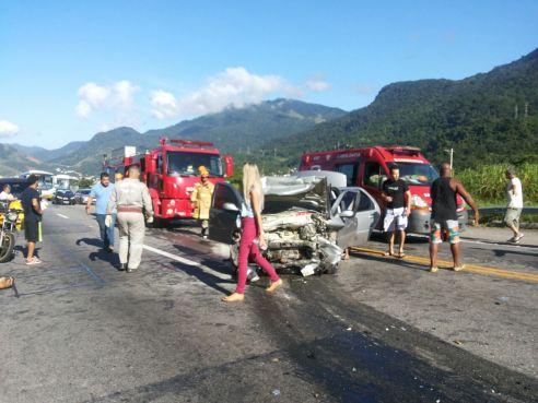 Fotos: Bombeiro Civil resgatista Deivid Fernandea Chaves