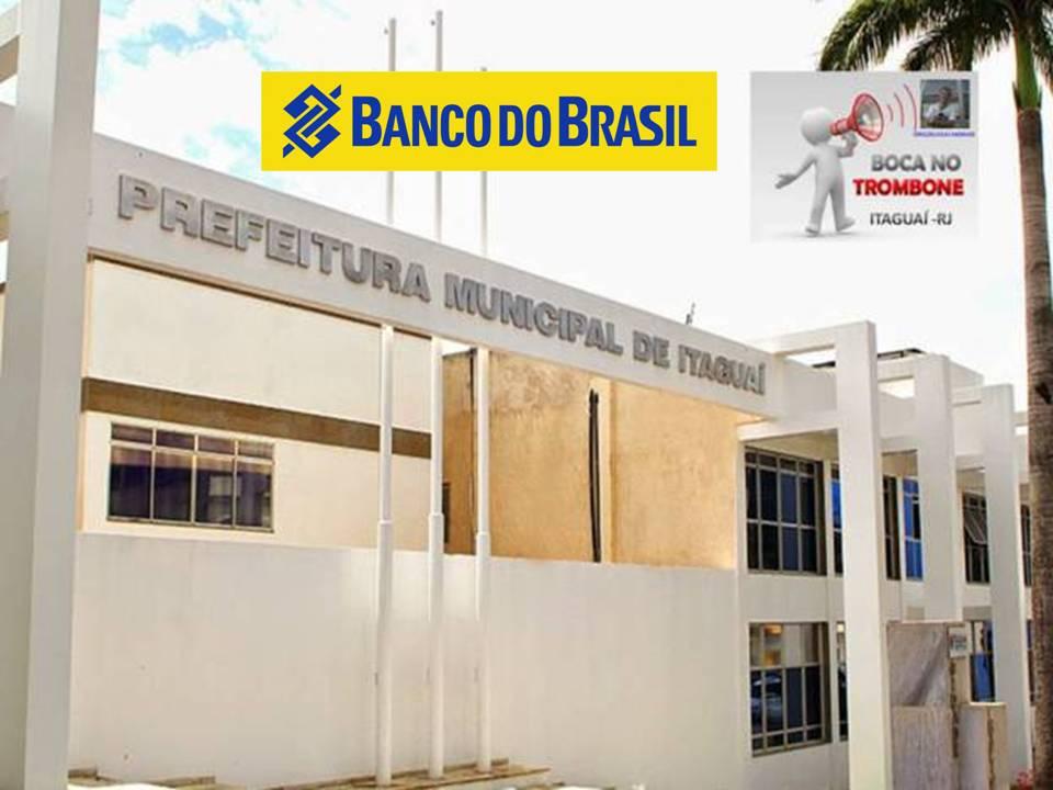 Visualize a conta da prefeitura de Itaguaí no Banco do Brasil: Pesquise Itaguai sem acento e ponha a data inicial e final que queira consultar